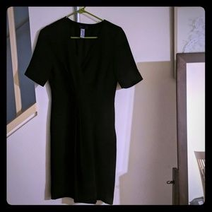 J. Crew Black Dress Size 4